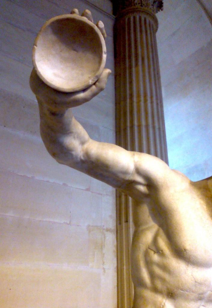 vide Louvre aisselle
