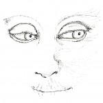 visage 3 crapaud